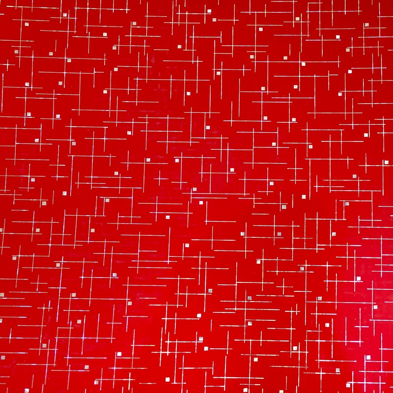 Красный квадрат 394