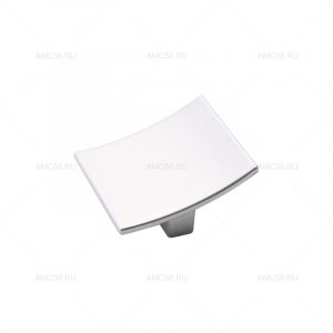 ручка-кнопка К-7 металлик