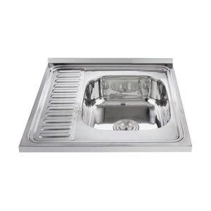 Кухонная мойка 600x600мм
