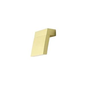 Ручка-кнопка 85 золото