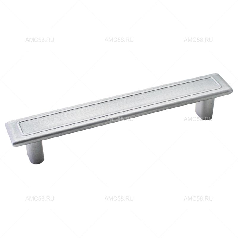 Ручка-скоба 86 состаренное серебро