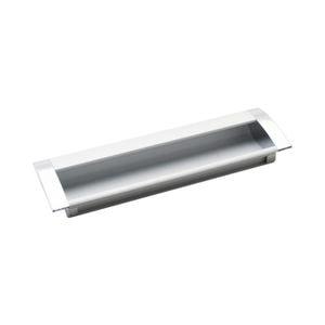 Врезная ручка AL-04, 128мм
