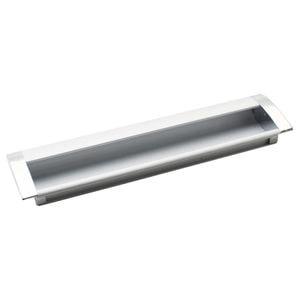 Врезная ручка AL-04, 160мм