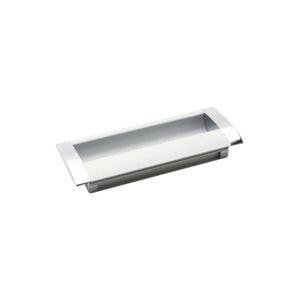 Врезная ручка AL-04, 96мм