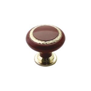 Ручка-кнопка K-1, яблоня