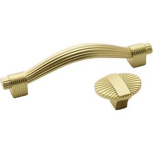 Ручка-скоба RS-075, золото