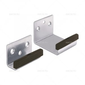 Уголки для двери с ползуном