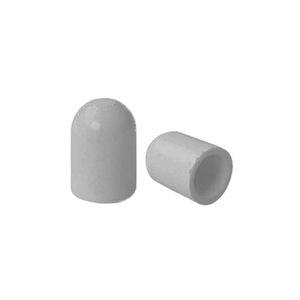 Заглушка для полки сетчатой металлик