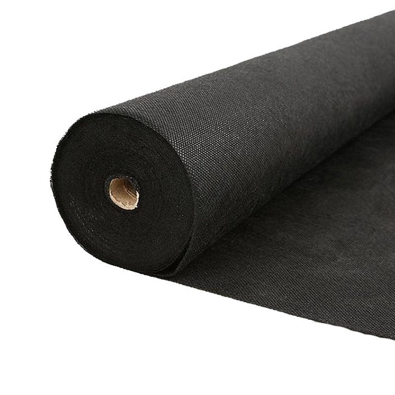 Спанбонд чёрный для мебели