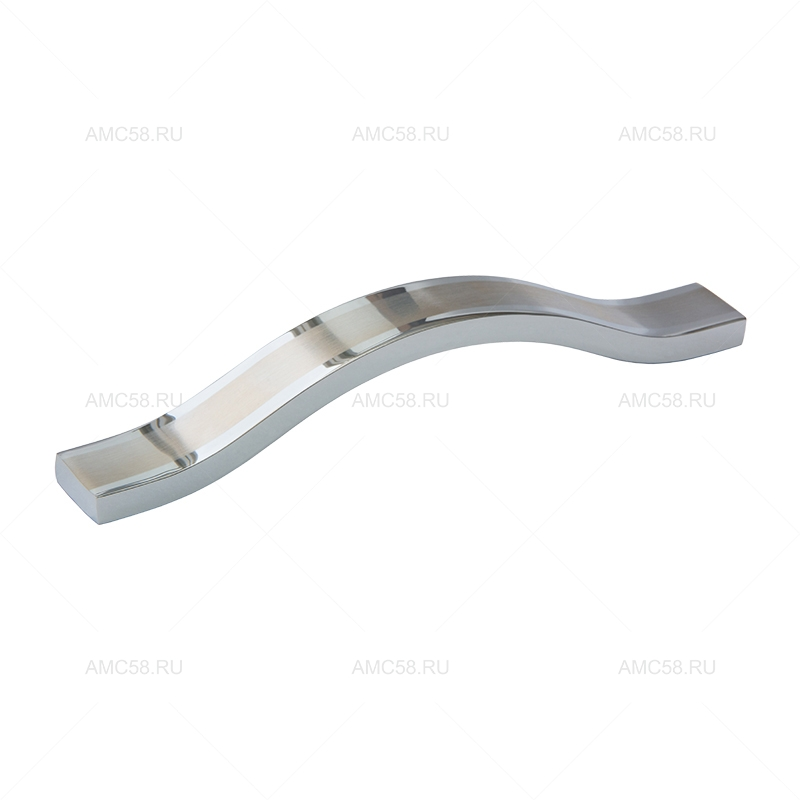 Ручка-скоба v-005 хром-инокс