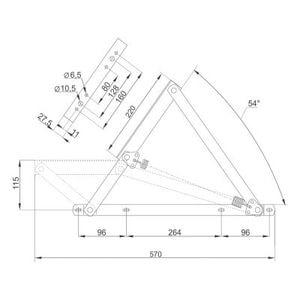 Механизм трансформации №498 схема