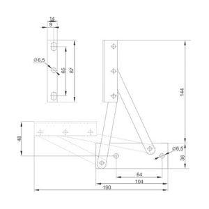 Механизм трансформации №524 схема