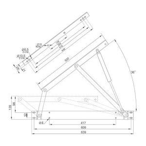 Механизм трансформации №559 схема
