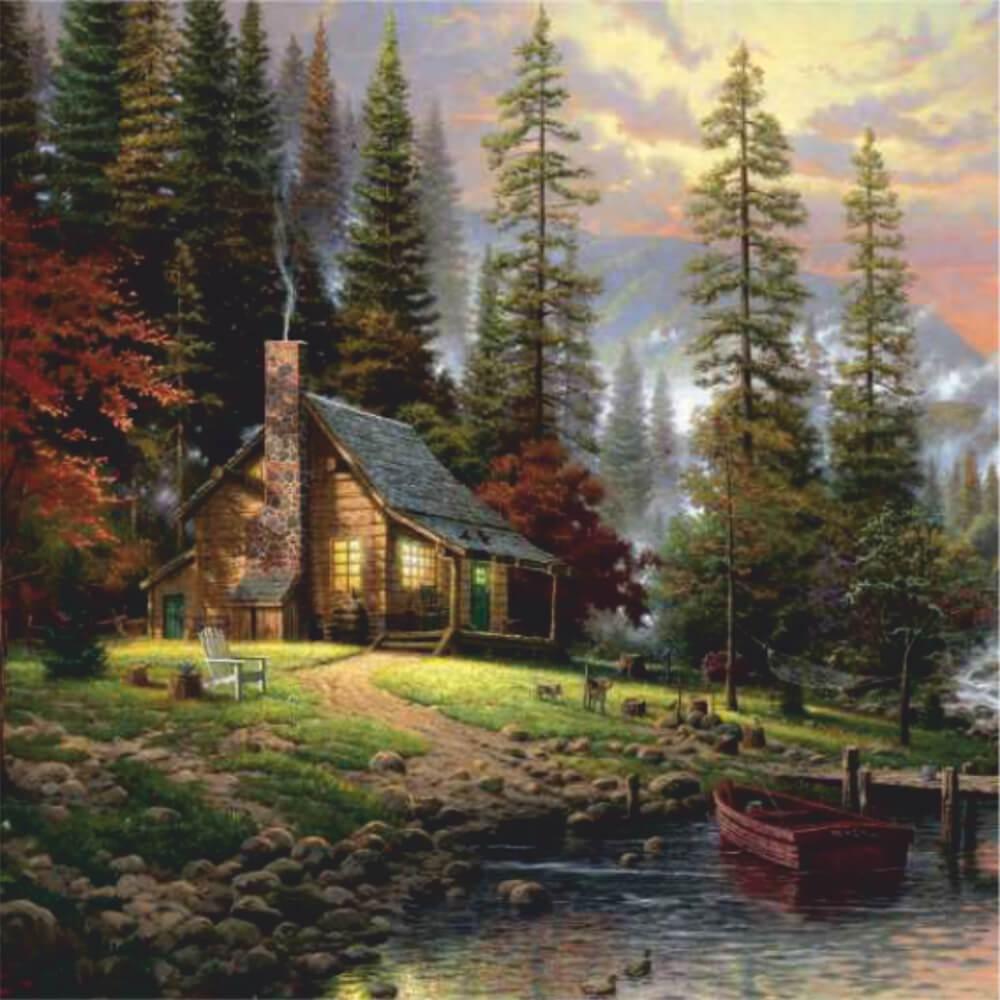 Купон мебельный Landscape 84